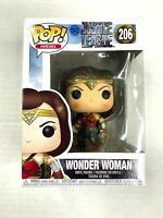 Funko Pop Heroes: DC Justice League Wonder Woman Vinyl Figure #13708