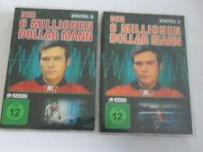 Der 6 Millionen Dollar Mann - Staffel 1+3 - BoxSet DVD