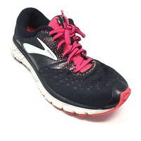 Women's Brooks Glycerin 16 Running Shoes Sneakers Size 11 B B Black Pink M4
