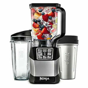 Ninja Auto iQ Professional Kitchen Countertop 1200W High-Performance Blender