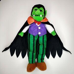 Vintage MONSTER BASH VAMPIRE 1997 Dracula Stuffed Doll Prop Goth Halloween GGI
