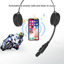 Full Duplex 2-Way Bluetooth 4.2 Motorcycle Helmet Intercom Interphone Headset