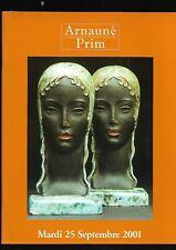 Catalogue auction Mes Paul Arnaune Eric Prim Toulouse REF E12