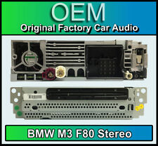 BMW M3 CD player stereo, BMW F80 Magneti Marelli Bluetooth DAB 9381324