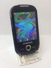 Samsung Genio S3650 - Black White (Unlocked) Smartphone Mobile Corby Fault Spare