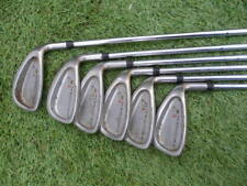 Progen Oversize steel shaft golf clubs irons 5,6,7,8,9,PW