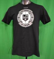 Reebok NHL Mens Los Angeles Kings Hockey Shirt NWT S, M, L