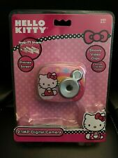 Hello Kitty 2.1 MP Digital Camera with Preview Screen New