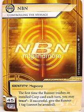 Android Netrunner LCG-NBN #017 - 23 seconds