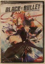 Black Bullet Complete Collection Genuine Sentai Filmworks DVD