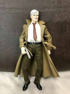 Batman Hush Series 3 COMMISSIONER GORDON Action Figure (DC Direct, 2005) loose