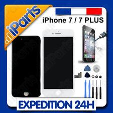 ECRAN LCD RETINA VITRE TACTILE IPHONE 7 ou 7 PLUS + OUTILS et FILM