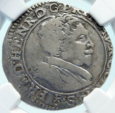 1625-47 FEUDAL FRANCE Prince Orange FREDERICK HENRY Old Silver NGC Coin i83740