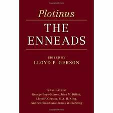 Plotinus: The Enneads Hardcover Cambridge University Press 9781107001770