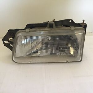 1991 Subaru Justy Driver Left LH Headlight Assembly OEM