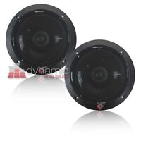 "RockFord Fosgate P16 6"" Punch Series 2-Way Coaxial Car Audio Speakers 220 Watts"