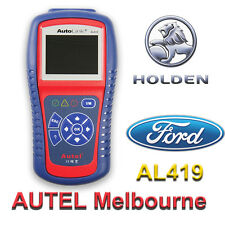 AUTEL Autolink AL419 OBD II Car Scanner Diagnostic Scan Tool OBD2 Code Reader