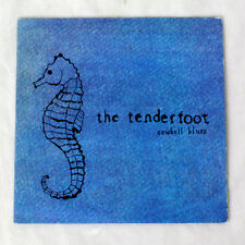 The Tenderfoot - Cowbell Blues - music cd ep