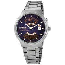 Orient Multi Year Perpetual Automatic Blue Dial Men's Watch FEU00002DW