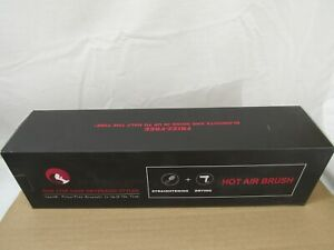3In1 One Step Hair Dryer Volumizer Hot Air Brush Straightening Curling Iron Comb