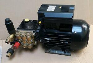 Interpump WW95 High Pressure Pump & Motor.