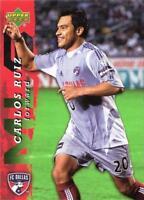 2006 Upper Deck Major League Soccer - FC Dallas Base Common (35 - 42) - MLS