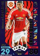 MARCUS RASHFORD Man Utd - ROOKIE - Soccer Card - Topps  2016