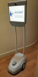 BeamPro Telepresence Robot - Suitable Technologies - with AD Lidar