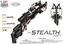 New 2019 TenPoint Stealth Nxt with AcuDraw Crossbow Package 410fps Same Day Ship