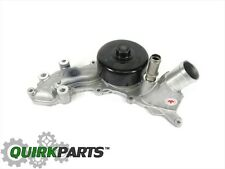 11-16 Jeep Wrangler 3.6L V6 Pentastar Water Pump Replacement MOPAR GENUINE OEM