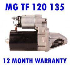 MG TF 120 135 160 2002 2003 2004 2005 2006 2007 2008 2009 RMFD STARTER MOTOR