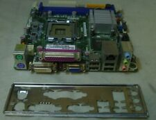 Pegatron IPX41-R3 REV 1.01 Socket 775 Motherboard Complete With I/O Plate