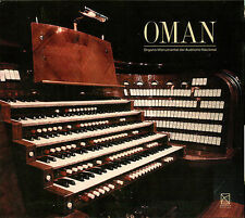 Oman (National Auditorium Monumental), New Music