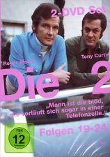 DIE 2, Folgen 19-24 (Tony Curtis, Roger Moore) 2 DVDs NEU+OVP