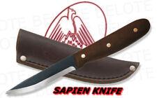Condor Sapien Camp Knife w/ Leather Sheath CTK239-4HC