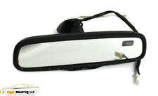 406-09 LEXUS GS300 GS350 GS430 AUTO DIM  REAR VIEW MIRROR COMPASS HOMELINK CLEAR