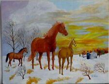Acrylic Realism US Art Paintings