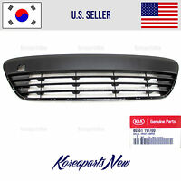 Front Bumper Grille Trim Chrome Moldings ⭐set 3pcs⭐ fits GENESIS SEDAN 2015-2016