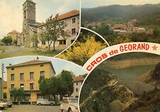 Carte CROS DE GEORAND Multivues