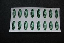 Land Rover Decals for Scale Crawler Off Road 4x4 Gelande RC4WD D90 16 Stickers