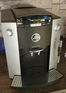 Jura Impressa F50 Classic Silber Kaffeevollautomat