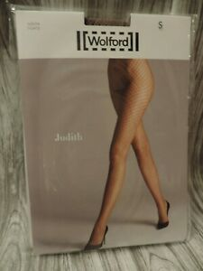 $67 New WOLFORD JUDITH Tights Clove S