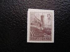 ESTONIE (occupation allemande) - timbre y&t n° 4 neuf (tout etat) (COL3) (A)