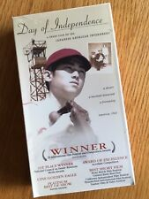 """Day Of Independence"" VHS Japanese American Internment Short Film Videotape NEW"