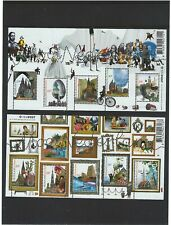 2006 NETHERLAND SET OF 2 SHEETLETS MNH.