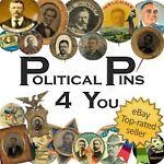 Political Pins 4 You
