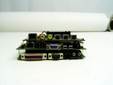 Hannstar K MV-1 94V-0 SBC Motherboard Single Board Computer Pentium P4 Intel EZ