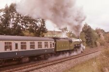 B377S 35mm Slide LNER Class A3 No.4472 'Flying Scotsman' @ Stainforth (MG)
