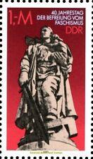 EBS East Germany DDR 1985 - Soviet Cenotaph, Berlin-Treptow - Michel 2945 MNH**