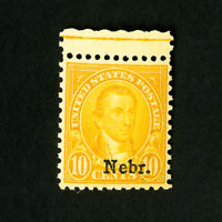 US Stamps # 679 XF Key Stamp PO Fresh OG NH Catalog Value $180.00